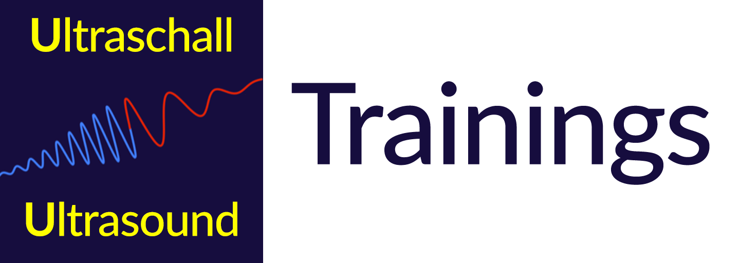 Ultrasound Training Logo